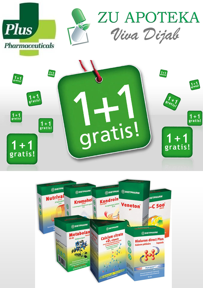 Plus pharmaceuticals promocija 2015